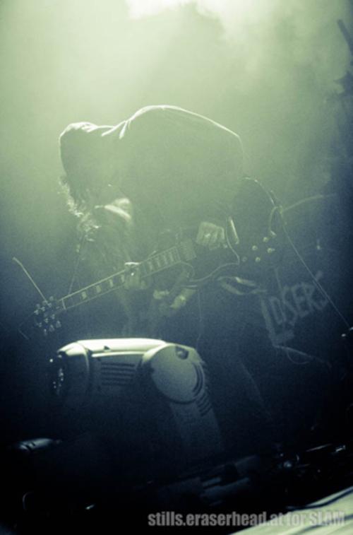 (C) Eraserhead / THE LOSERS / Zum Vergrößern auf das Bild klicken