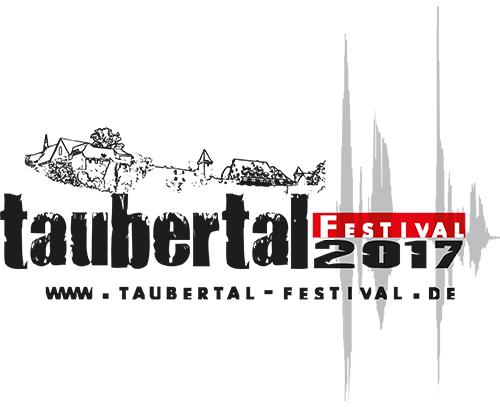 (C) Taubertal Festival / Taubertal Festival Logo 2017 / Zum Vergrößern auf das Bild klicken