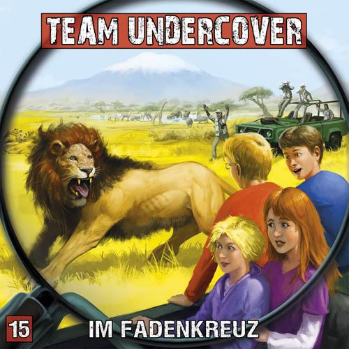 (C) Contendo Media/Delta Music / Team Undercover 15 / Zum Vergrößern auf das Bild klicken