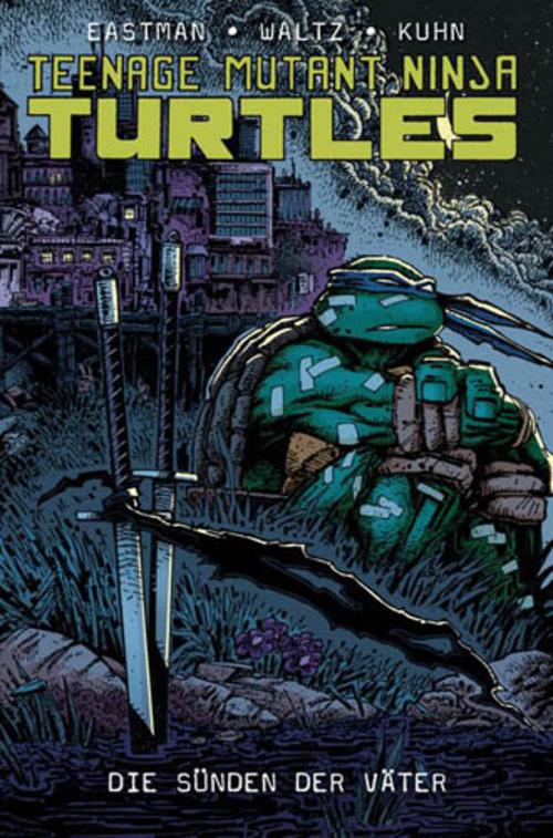 (C) Panini Comics / Teenage Mutant Ninja Turtles 5 / Zum Vergrößern auf das Bild klicken