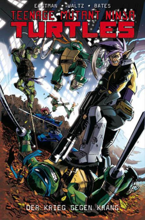 (C) Panini Comics / Teenage Mutant Ninja Turtles 7 / Zum Vergrößern auf das Bild klicken