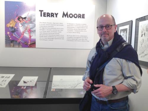 (C) Terry Moore / Terry Moore / Zum Vergrößern auf das Bild klicken