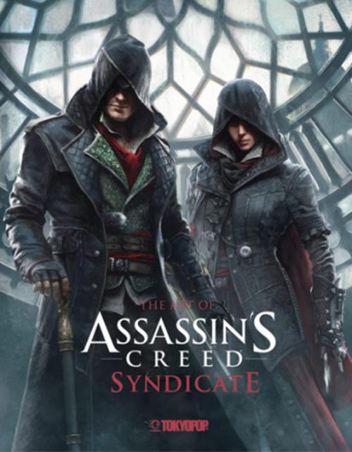 (C) Tokyopop / The Art of Assassin`s Creed Syndicate / Zum Vergrößern auf das Bild klicken