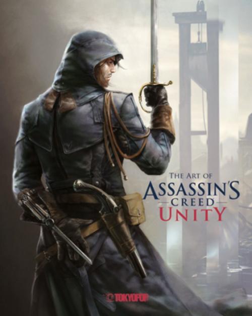 (C) Tokyopop / The Art of Assassin`s Creed Unity / Zum Vergrößern auf das Bild klicken
