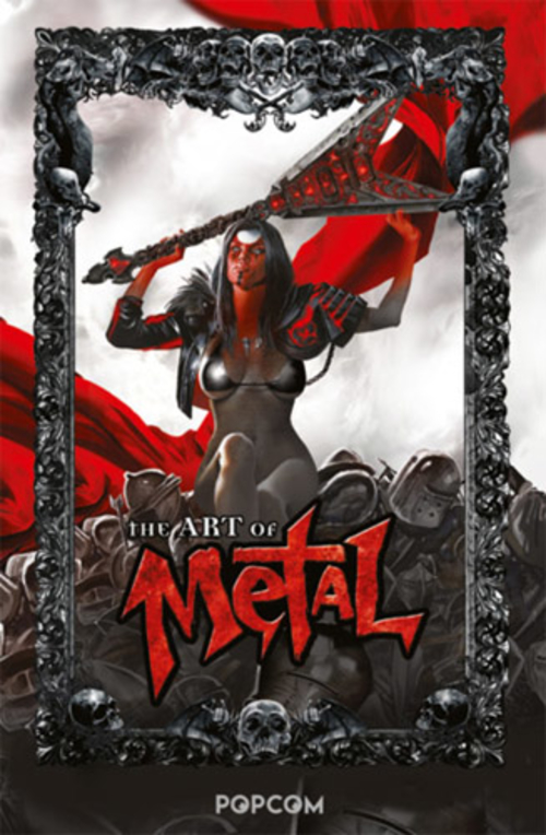 (C) POPCOM / The Art of Metal / Zum Vergrößern auf das Bild klicken