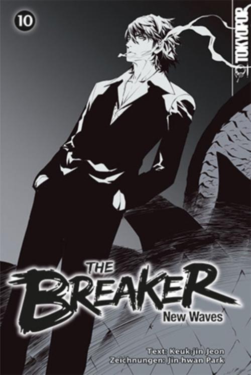 (C) Tokyopop / The Breaker - New Waves 10 / Zum Vergrößern auf das Bild klicken