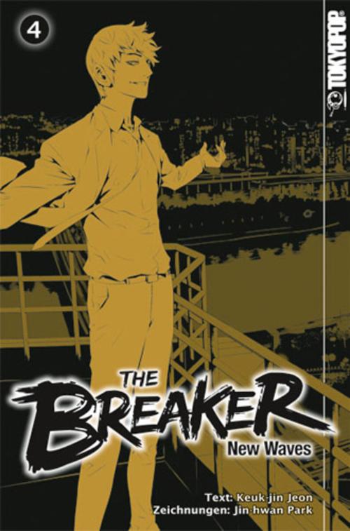 (C) Tokyopop / The Breaker - New Waves 4 / Zum Vergrößern auf das Bild klicken