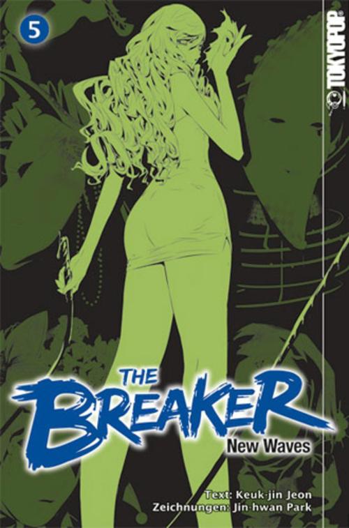 (C) Tokyopop / The Breaker – New Waves 5 / Zum Vergrößern auf das Bild klicken