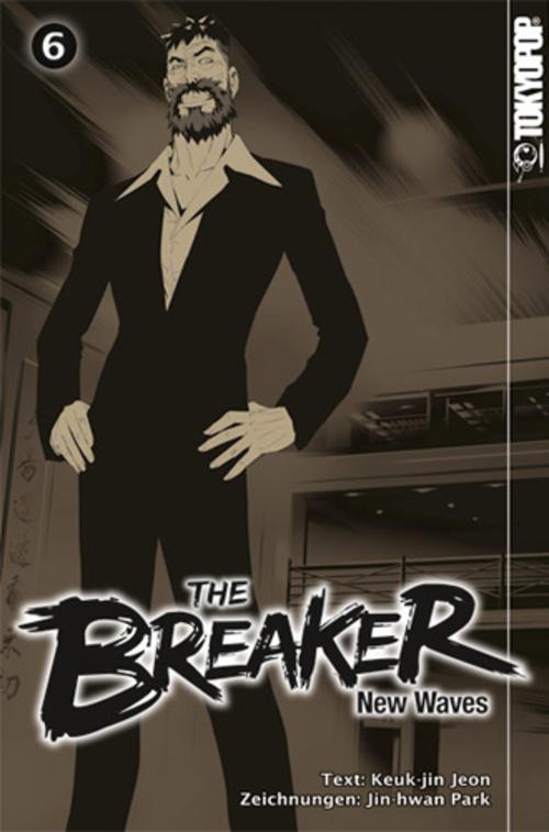 (C) Tokyopop / The Breaker - New Waves 6 / Zum Vergrößern auf das Bild klicken