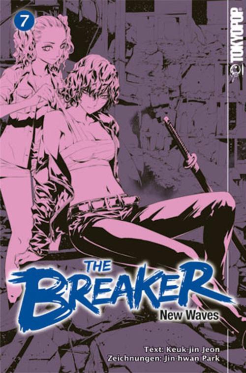 (C) Tokyopop / The Breaker – New Waves 7 / Zum Vergrößern auf das Bild klicken