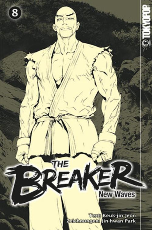 (C) Tokyopop / The Breaker – New Waves 8 / Zum Vergrößern auf das Bild klicken