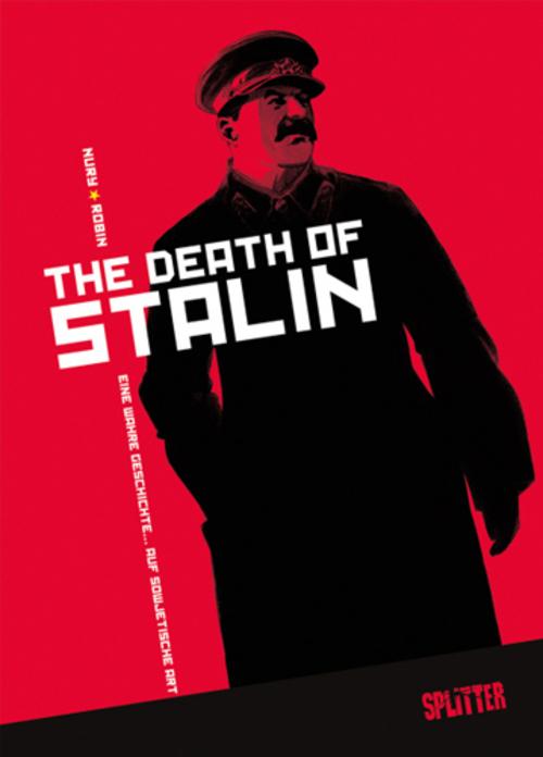 (C) Splitter Verlag / The Death of Stalin / Zum Vergrößern auf das Bild klicken