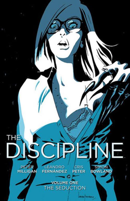 (C) Panini Comics / The Discipline - Die Verführung / Zum Vergrößern auf das Bild klicken