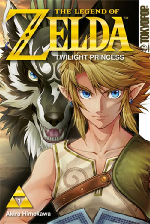 (C) Tokyopop / The Legend of Zelda: Twilight Princess 1 / Zum Vergrößern auf das Bild klicken