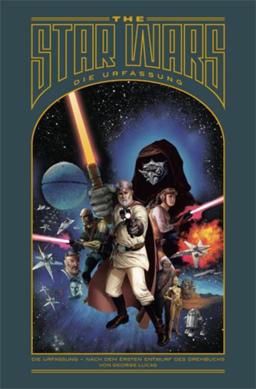 (C) Panini Comics / The Star Wars - Die Urfassung / Zum Vergrößern auf das Bild klicken