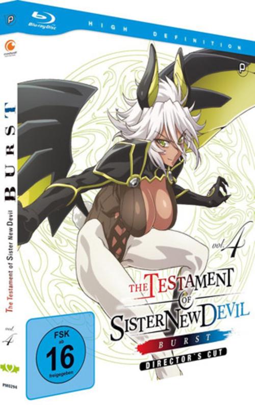 (C) peppermint anime / The Testament of Sister New Devil Vol. 4 / Zum Vergrößern auf das Bild klicken