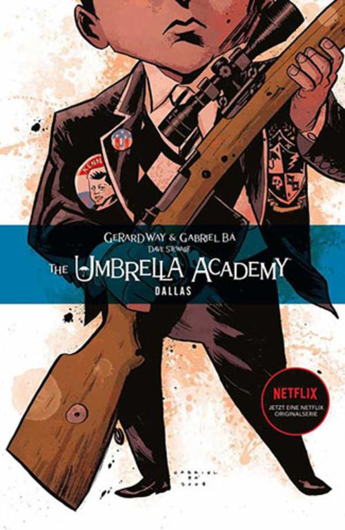 (C) Cross Cult Verlag / The Umbrella Academy 2 / Zum Vergrößern auf das Bild klicken