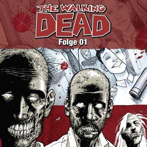 (C) Tonpool/Lübbe Audio / The Walking Dead 1 / Zum Vergrößern auf das Bild klicken