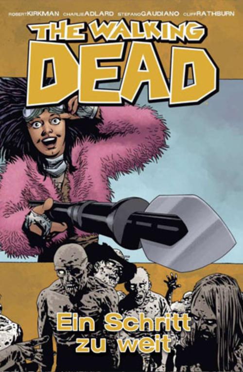 (C) Cross Cult Verlag / The Walking Dead 29 / Zum Vergrößern auf das Bild klicken