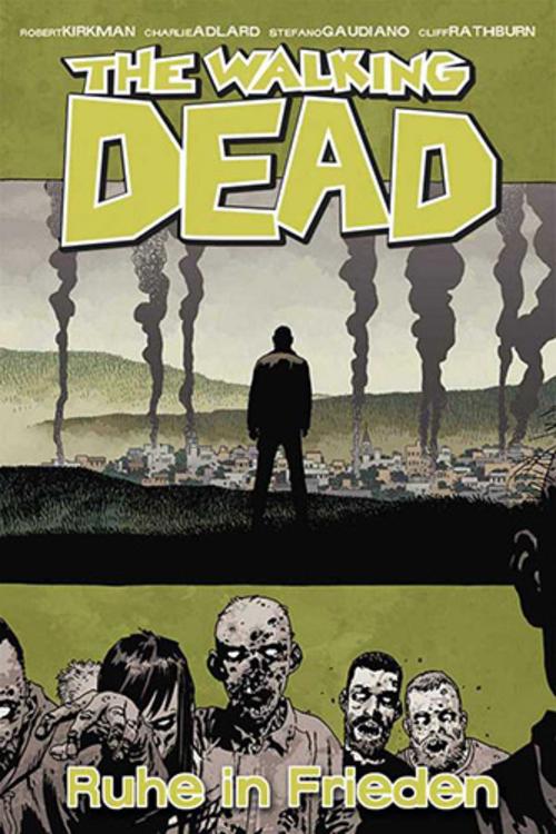 (C) Cross Cult Verlag / The Walking Dead 32 / Zum Vergrößern auf das Bild klicken