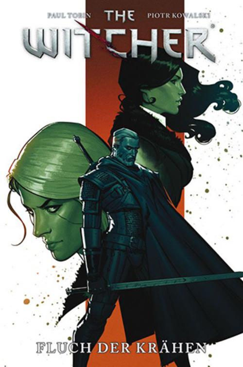 (C) Panini Comics / The Witcher 3 / Zum Vergrößern auf das Bild klicken