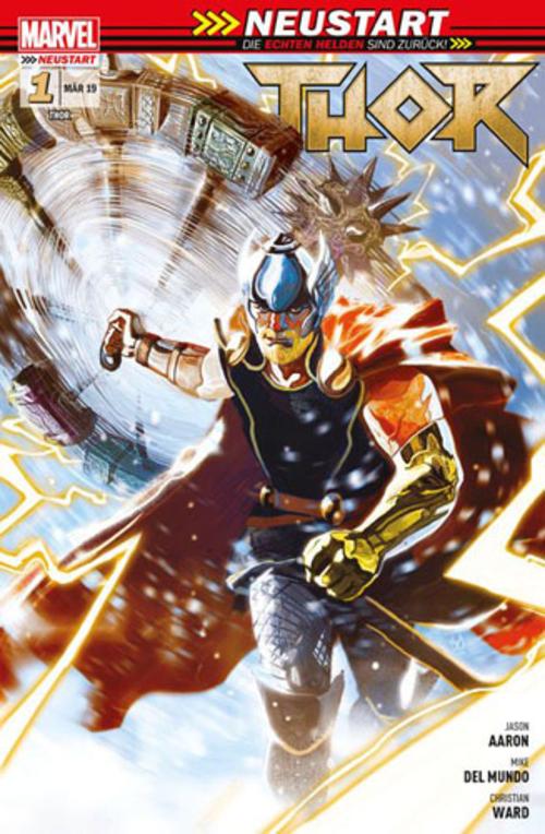 (C) Panini Comics / Thor 1 / Zum Vergrößern auf das Bild klicken