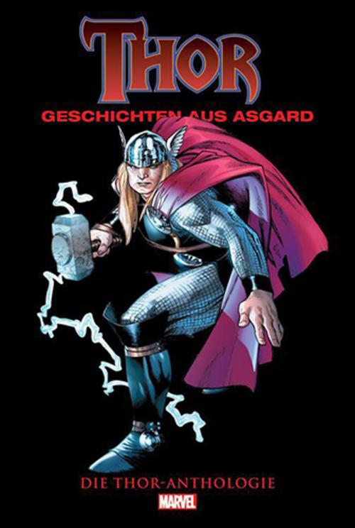 (C) Panini Comics / Thor - Geschichten aus Asgard: Die Thor-Anthologie / Zum Vergrößern auf das Bild klicken