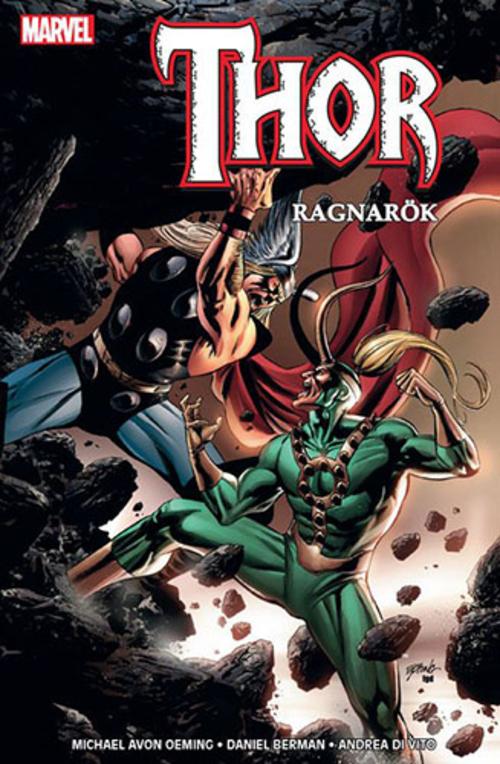 (C) Panini Comics / Thor: Ragnarök / Zum Vergrößern auf das Bild klicken