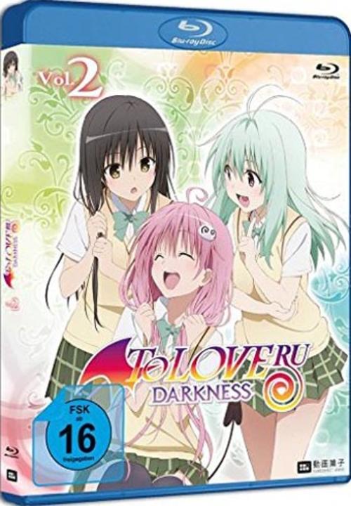 (C) FilmConfect / To Love Ru - Darkness Vol. 2 / Zum Vergrößern auf das Bild klicken