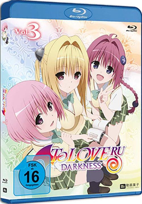 (C) FilmConfect / To Love Ru - Darkness Vol. 3 / Zum Vergrößern auf das Bild klicken