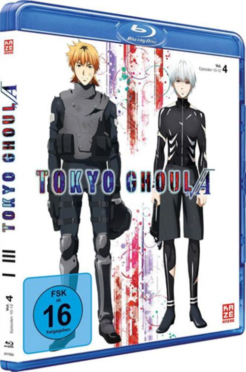 (C) KAZE Anime / Tokyo Ghoul Root A Vol. 4 / Zum Vergrößern auf das Bild klicken