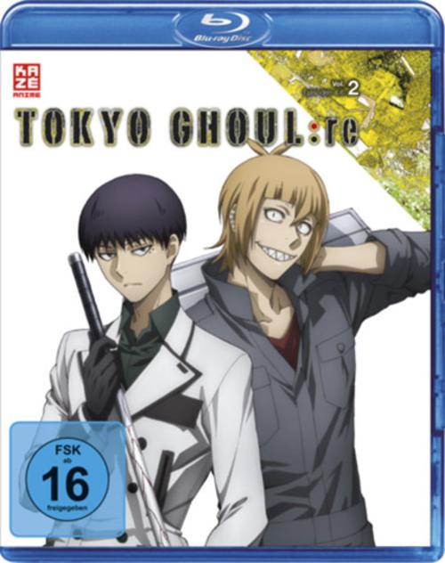 (C) KAZÉ Anime / Tokyo Ghoul:re Vol. 2 / Zum Vergrößern auf das Bild klicken