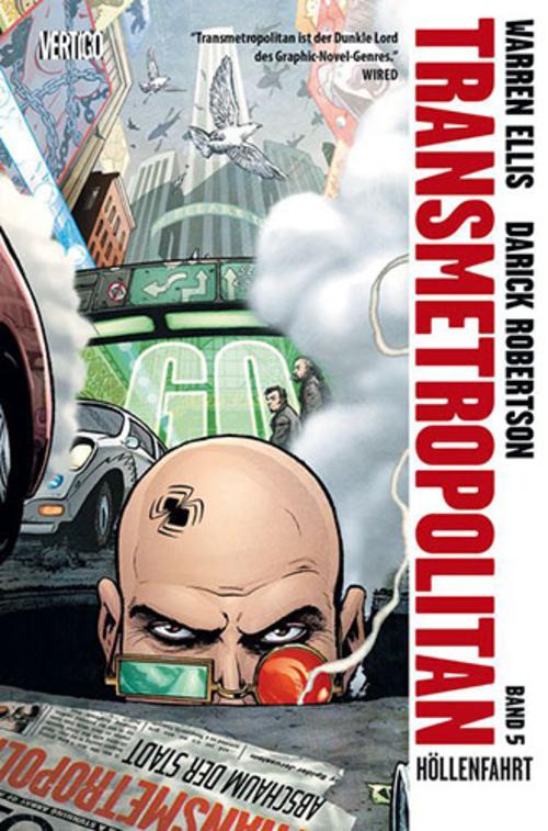 (C) Panini Comics / Transmetropolitan 5 / Zum Vergrößern auf das Bild klicken