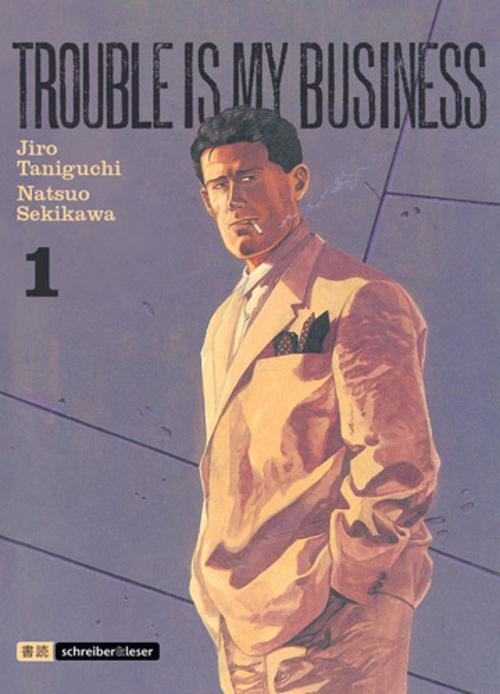 (C) Schreiber & Leser / Trouble Is My Business 1 / Zum Vergrößern auf das Bild klicken