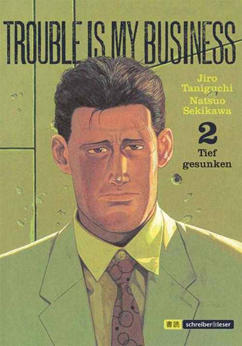(C) Schreiber & Leser / Trouble Is My Business 2 / Zum Vergrößern auf das Bild klicken