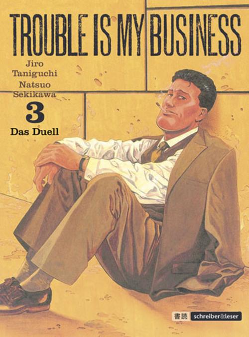 (C) Schreiber & Leser / Trouble Is My Business 3 / Zum Vergrößern auf das Bild klicken