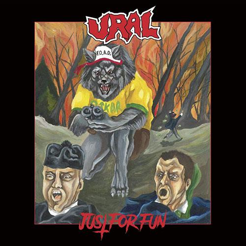 (C) Violent Creek Records / URAL: Just For Fun / Zum Vergrößern auf das Bild klicken