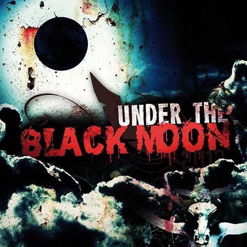 (C) Under The Black Moon/Backstage München / Under The Black Moon Logo / Zum Vergrößern auf das Bild klicken