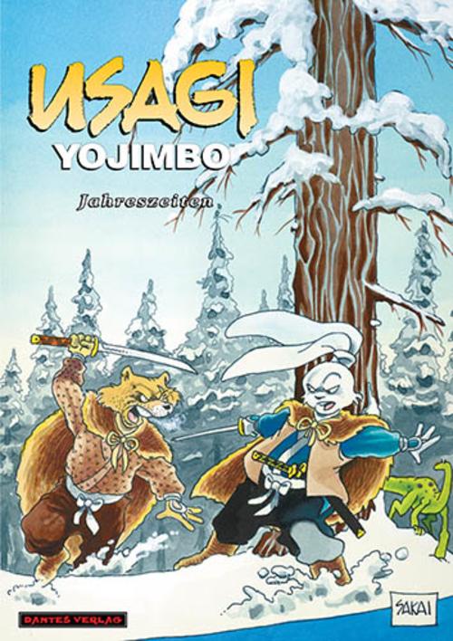 (C) Dantes Verlag / Usagi Yojimbo 11 / Zum Vergrößern auf das Bild klicken