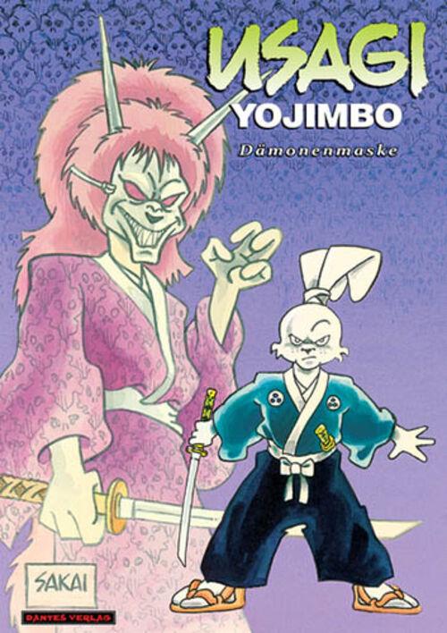 (C) Dantes Verlag / Usagi Yojimbo 14 / Zum Vergrößern auf das Bild klicken