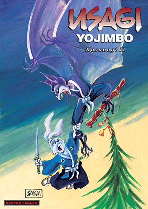 (C) Dantes Verlag / Usagi Yojimbo 15 / Zum Vergrößern auf das Bild klicken