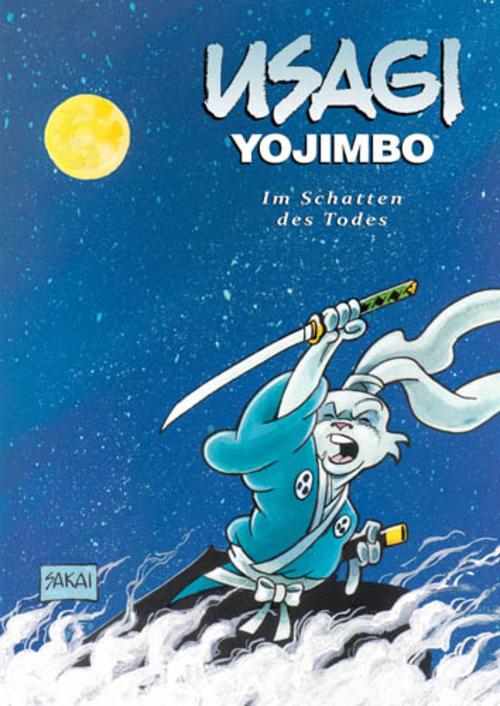 (C) Dantes Verlag / Usagi Yojimbo 8 / Zum Vergrößern auf das Bild klicken