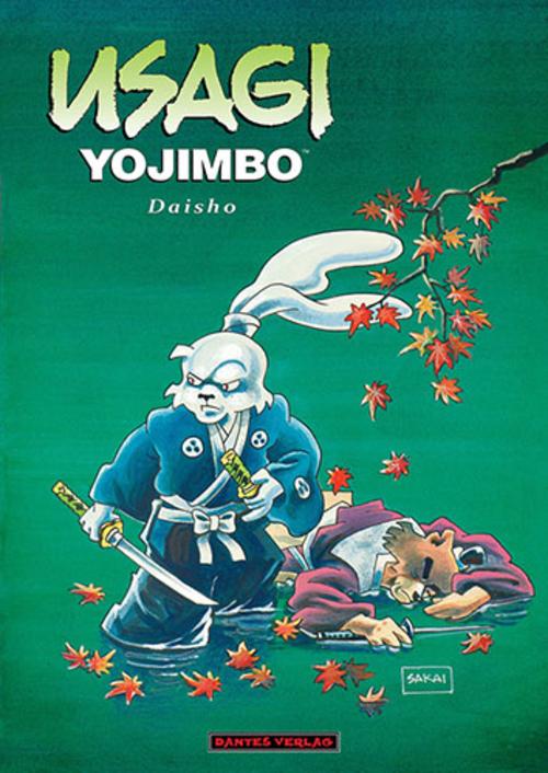 (C) Dantes Verlag / Usagi Yojimbo 9 / Zum Vergrößern auf das Bild klicken