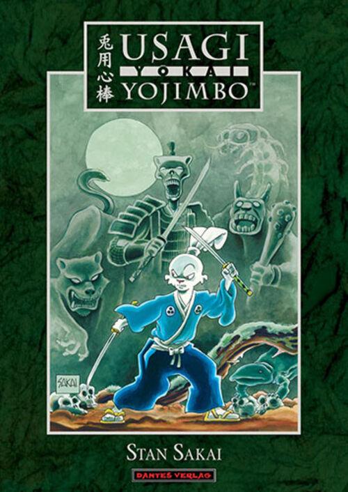 (C) Dantes Verlag / Usagi Yojimbo: Yōkai / Zum Vergrößern auf das Bild klicken