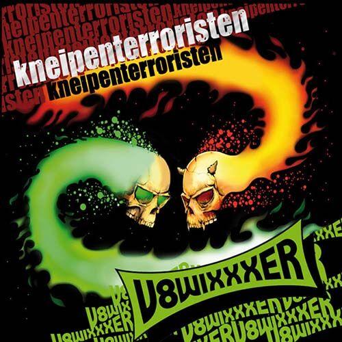 (C) Remedy Records / V8 WIXXXER & KNEIPENTERRORISTEN: Gegensätze Ziehen Sich An / Zum Vergrößern auf das Bild klicken