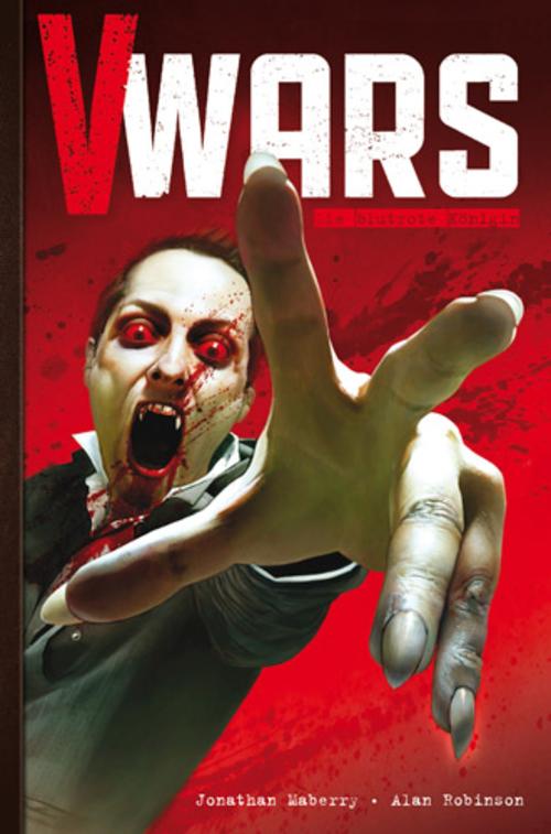 (C) Cross Cult Verlag / V-Wars 1 / Zum Vergrößern auf das Bild klicken