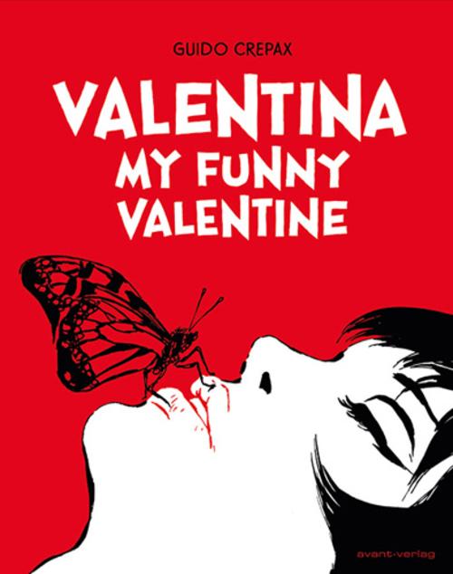 (C) avant-verlag / Valentina: My Funny Valentine / Zum Vergrößern auf das Bild klicken
