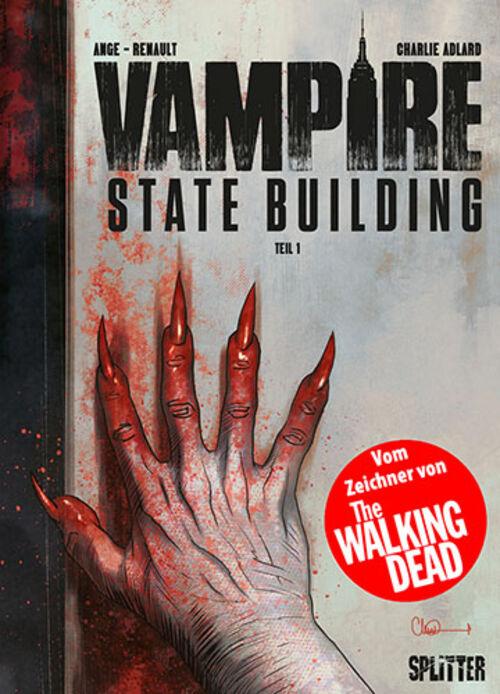 (C) Splitter Verlag / Vampire State Building 1 / Zum Vergrößern auf das Bild klicken