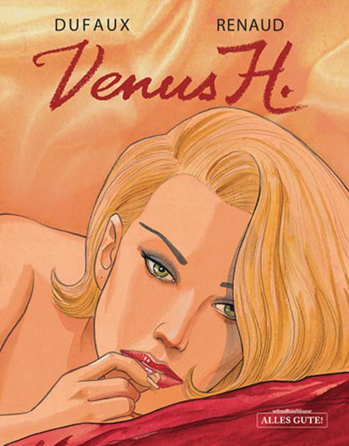 (C) Schreiber & Leser / Venus H. - Gesamtausgabe / Zum Vergrößern auf das Bild klicken