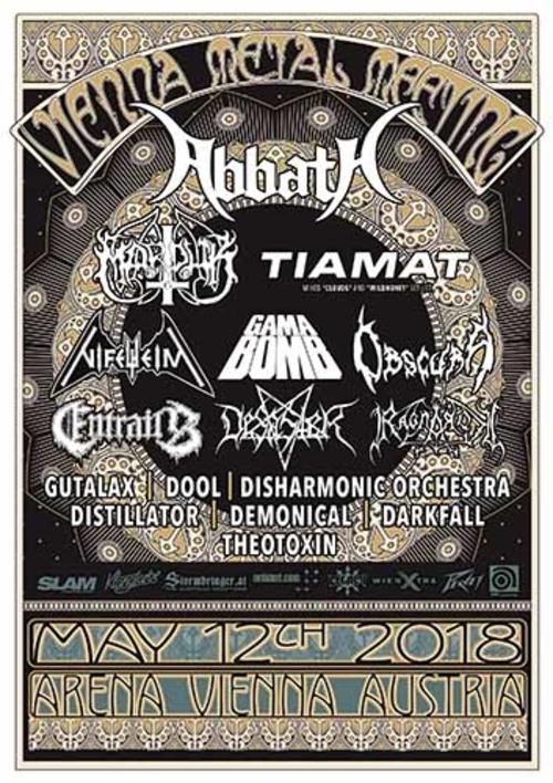 (C) Vienna Metal Meeting / Vienna Metal Meeting 2018 Flyer / Zum Vergrößern auf das Bild klicken